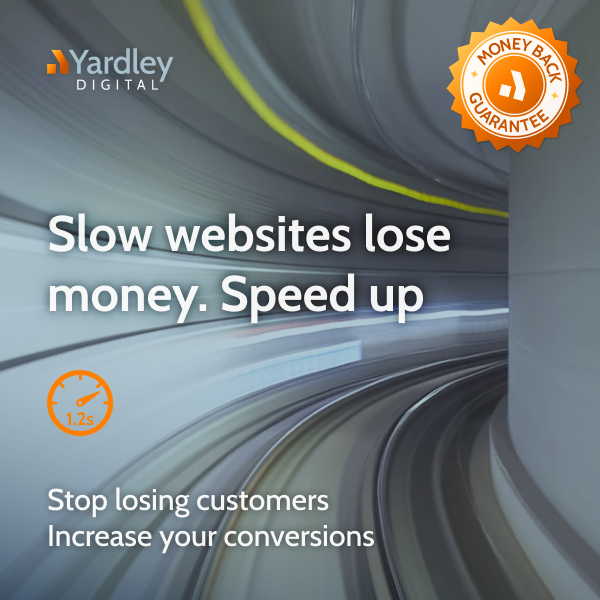 Increase your website speed - image