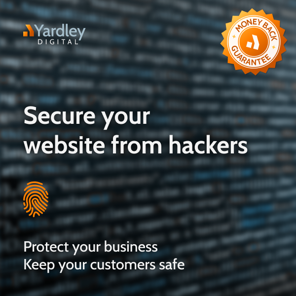Shop page image - security